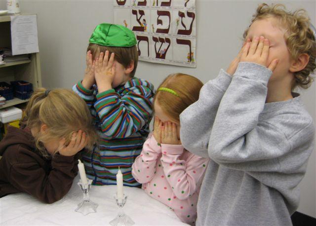 Children is for Shabbat